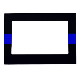Thin Blue Line Picture Frame Magnetic Picture Frame