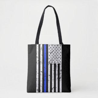 Thin Blue Line - Police Officer - bag