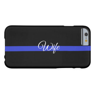Thin Blue Line: Police Wife Iphone 6/6s case