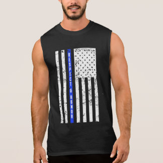 Thin Blue Line - Respect and Honor - Police Shirt