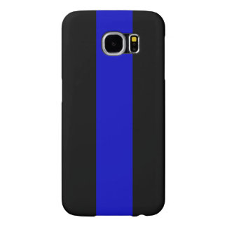 Thin blue line samsung galaxy s6 cases