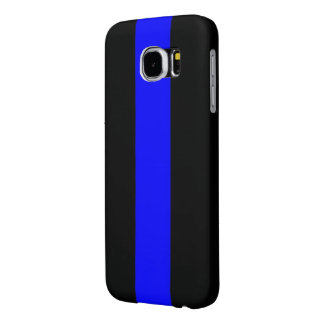 Thin Blue Line Samsung Galaxy S6 Cell Phone Case
