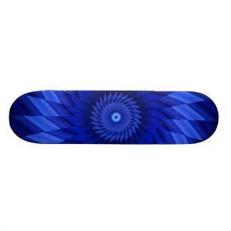 Thin Blue Line Starburst Skate Decks