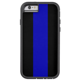 Thin Blue Line Tough Xtreme iPhone 6 Case