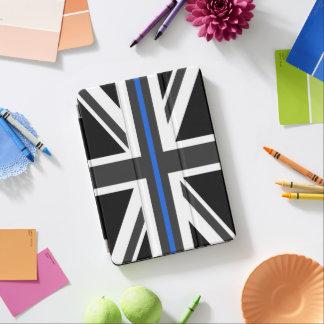 Thin Blue Line UK Flag iPad Pro Cover