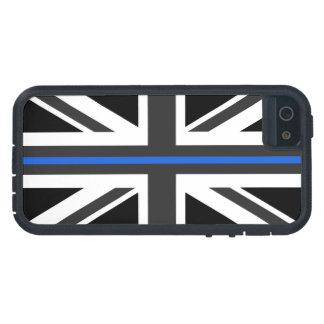 Thin Blue Line UK Flag iPhone 5 Case