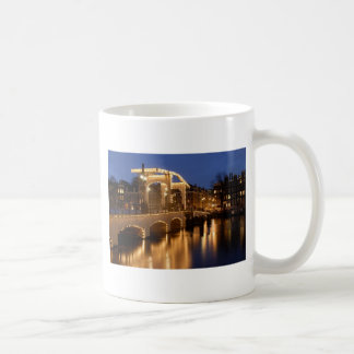 Thin bridge Amsterdam Coffee Mug