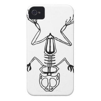 Thin frog iPhone 4 case