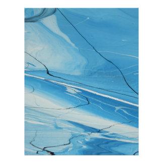 Thin Ice Customized Letterhead
