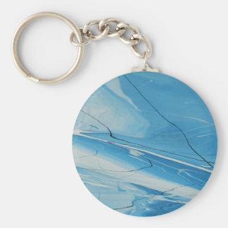 Thin Ice Keychain