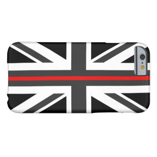 Thin Red Line UK Flag Barely There iPhone 6 Case