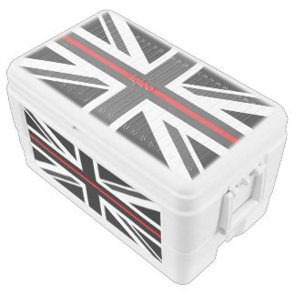 Thin Red Line UK Flag Cooler