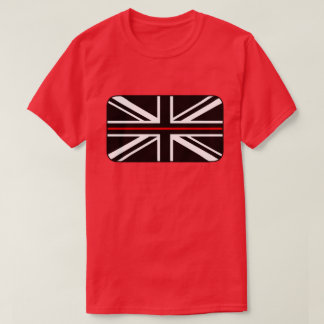 Thin Red Line UK Flag T-Shirt