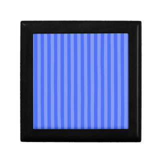 Thin Stripes - Blue and Light Blue Gift Boxes