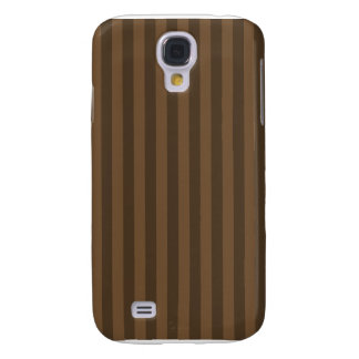 Thin Stripes - Brown and Dark Brown