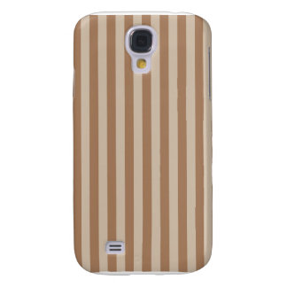 Thin Stripes - Brown and Light Brown