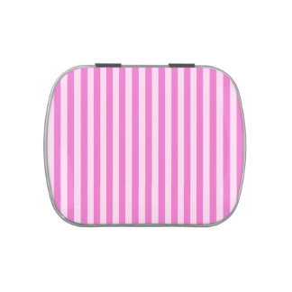 Thin Stripes - Light Pink and Dark Pink