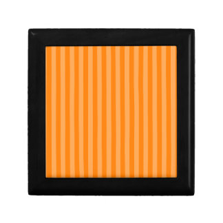 Thin Stripes - Orange and Dark Orange Gift Box