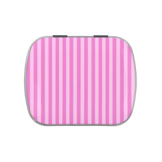 Thin Stripes - Pink and Dark Pink