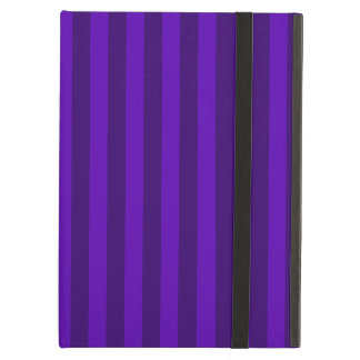 Thin Stripes - Violet and Dark Violet Case For iPad Air