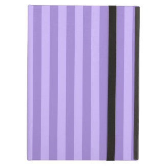 Thin Stripes - Violet and Light Violet Case For iPad Air