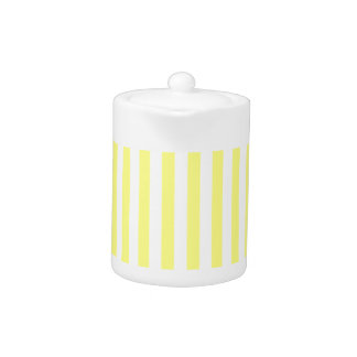 Thin Stripes - Yellow and Light Yellow