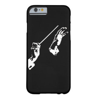 """""""Thing"""" Conducting Barely There iPhone 6 Case"""