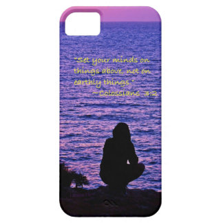 """""""Things above"""" iPhone 5 Case"""