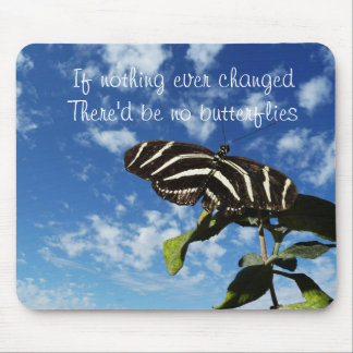 Things Change Mouse Pad