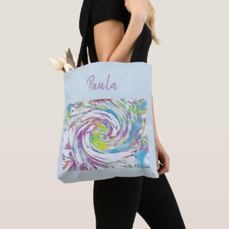 THINGS GO BETTER!  TOTE BAG