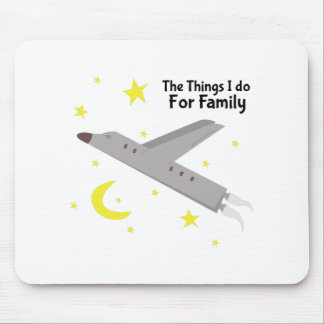 Things I Do Mouse Pad