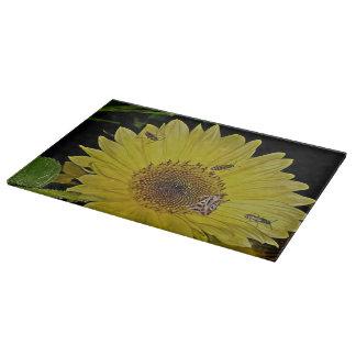 Things That Go Bump Sunflower Cutting Board