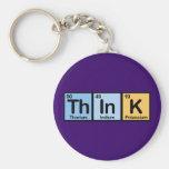 Think a fait des éléments porte-clef