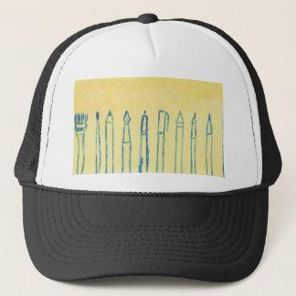 think ahead trucker hat