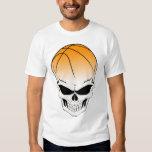 think basketball front tshirt