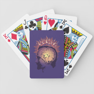 Think Bicycle Playing Cards