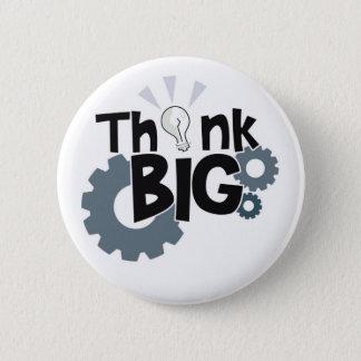 Think Big 2 Inch Round Button