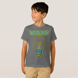 Think Big! Kids Shirt