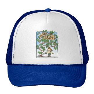Think Big Trucker Cap Trucker Hat