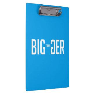 Think Bigger Clipboard