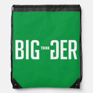 Think Bigger Drawstring Bag