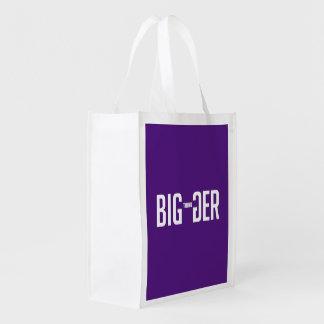 Think Bigger Reusable Grocery Bag
