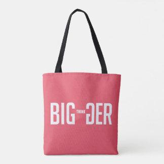 Think Bigger Tote Bag