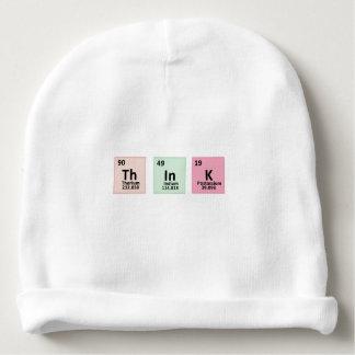 Think - Chemistry Baby Beanie