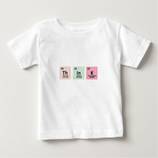 Think - Chemistry Baby T-Shirt