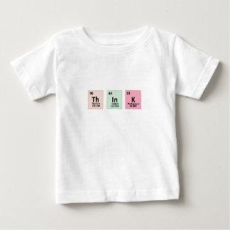 Think - Chemistry Baby T-Shirt
