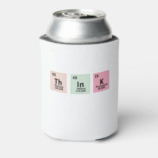Think - Chemistry Can Cooler