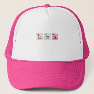 Think - Chemistry Trucker Hat