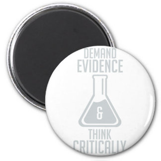 Think Critically Magnet