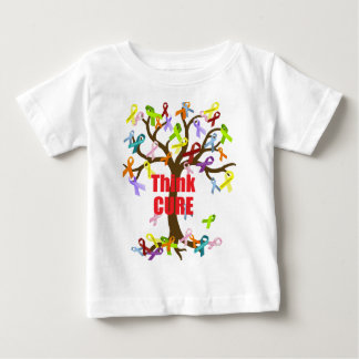Think CURE (2).png Baby T-Shirt